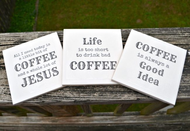 Cool Coasters Tiles