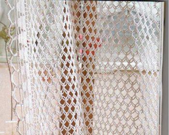 Crochet Curtain Pattern