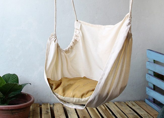 DIY Hanging Chair