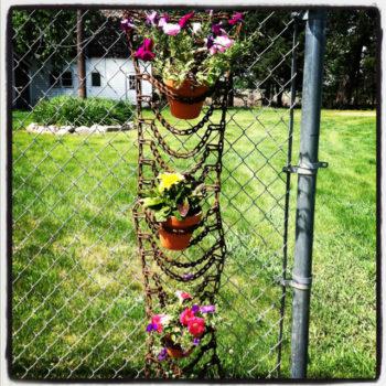 Garden Tire Chains