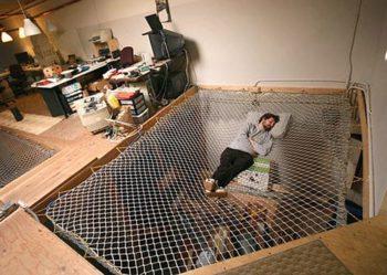 Indoor Hammock Bed