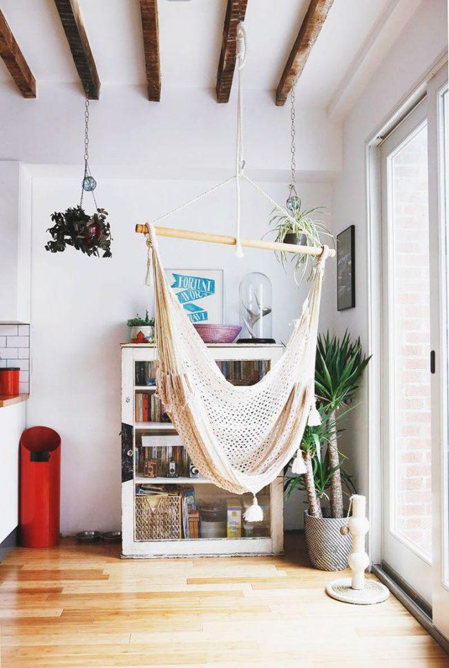 30 DIY Hammock Ideas | Inhabit Zone