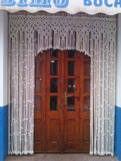9 Diy Patterns For Macram 233 Curtains Inhabit Zone