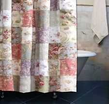 Patchwork Shower Curtain Image
