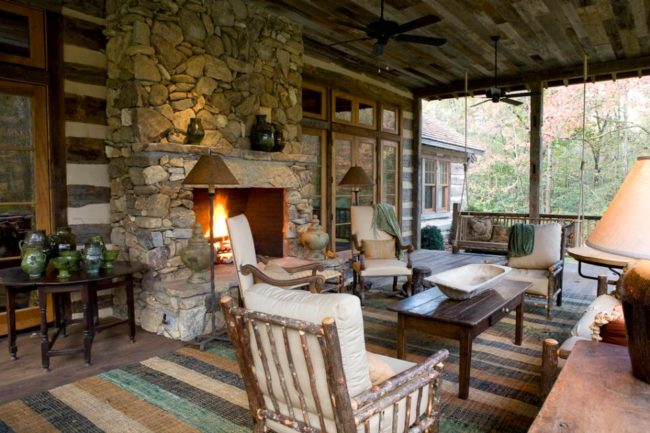 Ideas for Porches