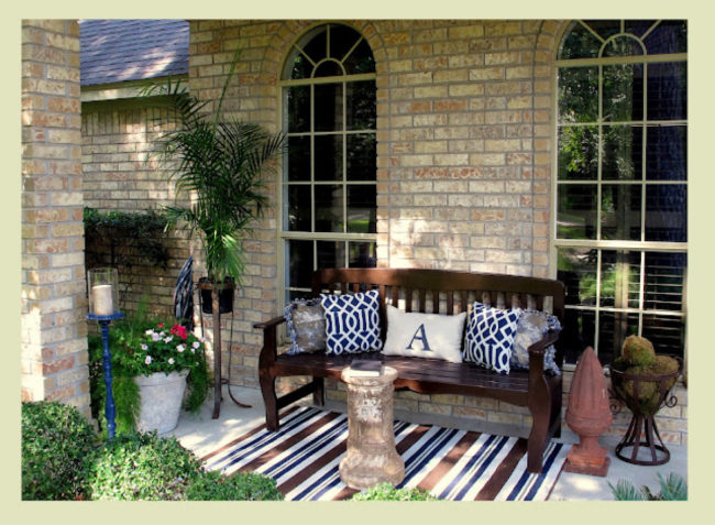Outdoor Porch Decor