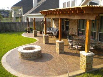 Patio Area Ideas