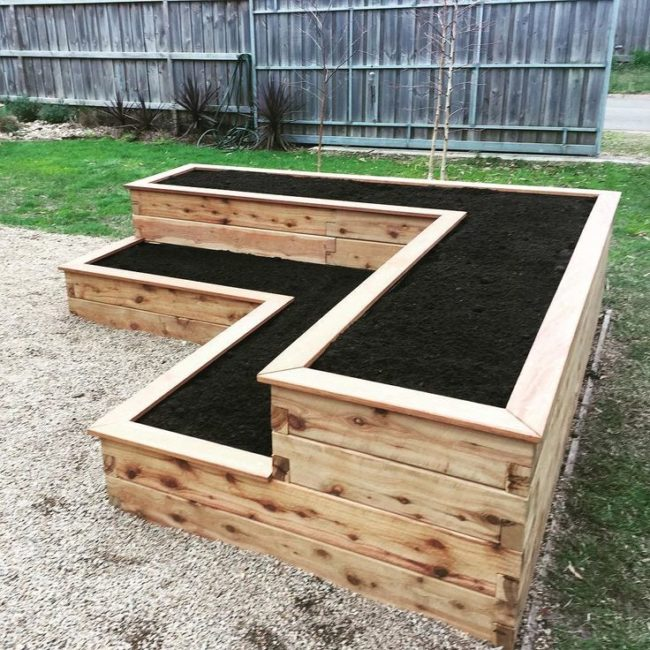 Diy Raised Garden Bed Soil