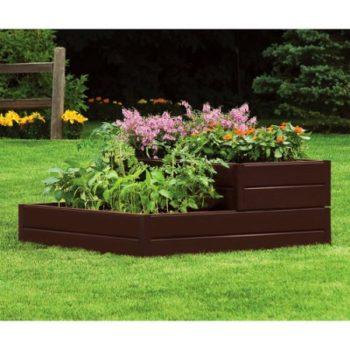 Tiered Raised Garden Bed