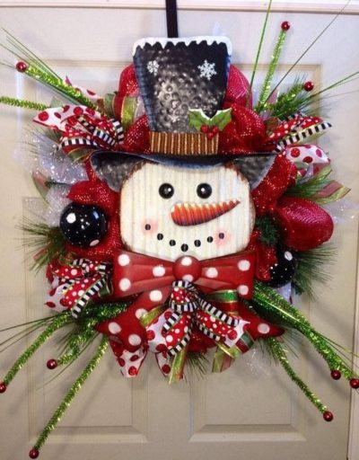 Ideas For Making Christmas Wreaths