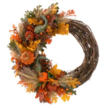 20+ Incredibly Delightful Fall Wreaths