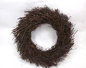 Twig Wreath Base
