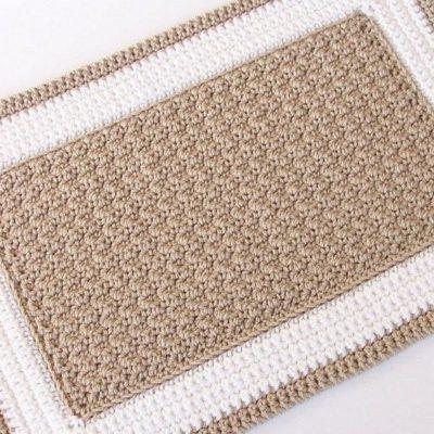 Cool Crochet Rug Patterns   Inhabit Zone