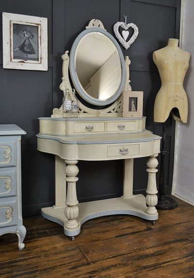 Driftwood Dressing Table Mirror
