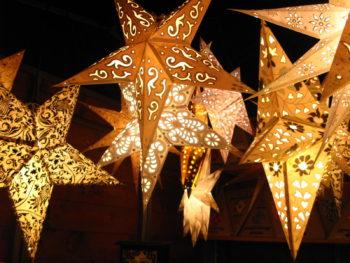 35 Creative Paper Star Lanterns Pattern