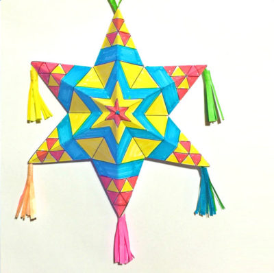 Mexican Paper Star Lanterns