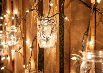 Creative Mason Jar Lantern Ideas | Inhabit Zone