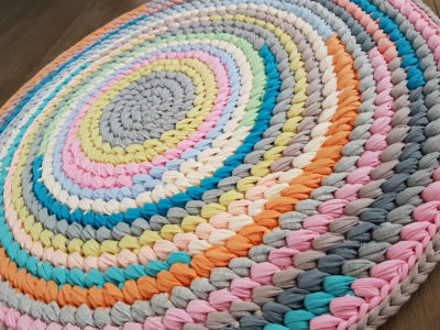 Cool Crochet Rug Patterns Inhabit Zone