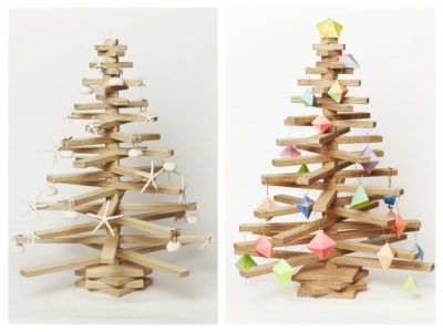 Wooden Christmas Tree Designs