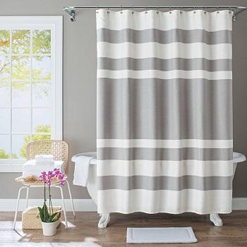 Fabric Bathroom Shower Curtains