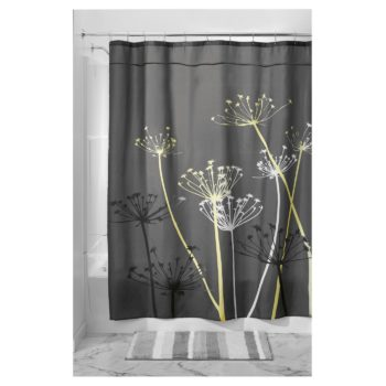 Striking Waterproof Fabric Shower Curtains That You Will Love