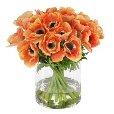 20 varieties of artificial flowers in vase inhabit zone artificial flowers in vase with fake water mightylinksfo