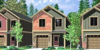 16 Amazing Narrow Lot House Plans | Inhabit Zone on narrow lot house plans with garage, narrow lot floor plans, narrow lot house plan designs,